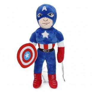 Капитан Америка купить игрушку плюшевую с быстрой доставкой