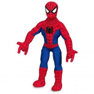 Найти плюшевого человека-паука в подарок ребенку дешево