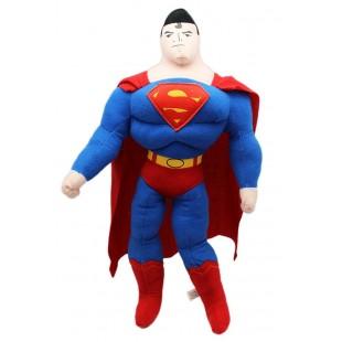 Супермэн мягкий игрушка ребенку купить дешево с быстрой доставкой по России