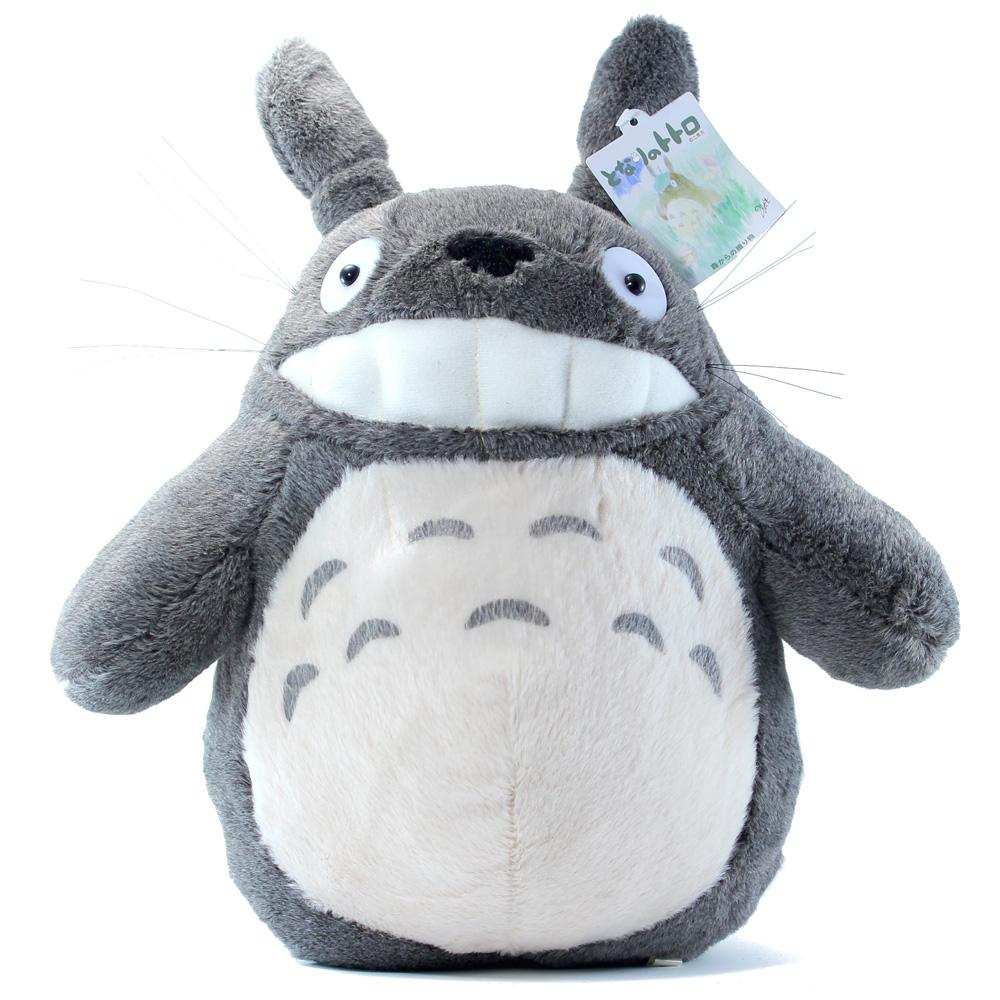 Игрушка марионетка тоторо (Totoro) детская 40 см купить