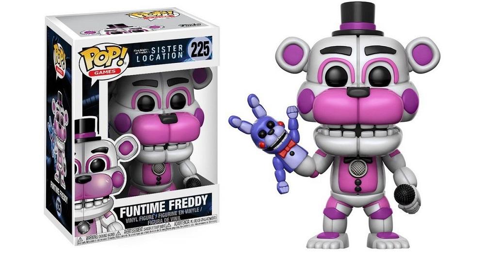 Фредди игрушка фнаф