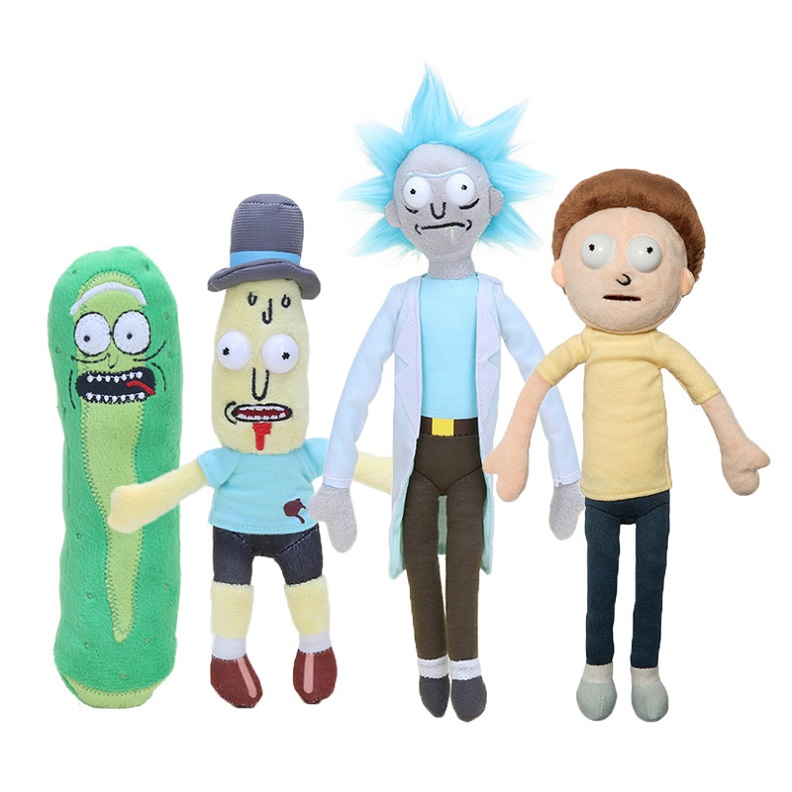 rick-and-morty-toy